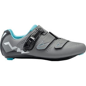 Northwave Verve 2 SRS Shoes Women anthra/aqua